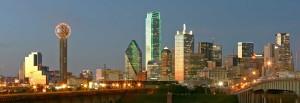 Dallas Skyline Banner