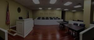 Mock Trial Courtroom