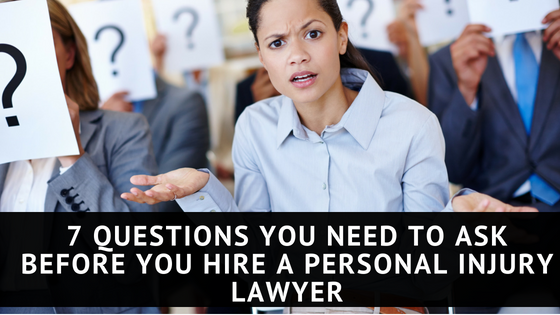 Questions To Ask A Car Accident Lawyer